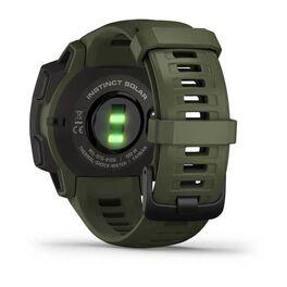 Защищенные GPS-часы Garmin Instinct Tactical, Solar, цвет Moss (010-02293-04) #7