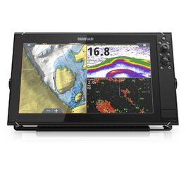 Дисплей simrad nss16 evo3 с базовой картой мира (датчики приобретаются отдельно). Артикул: 000-13240-001