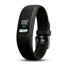 Фитнес-браслет garmin vivofit 4 черный с блестками стандартного размера. Артикул: 010-01847-12