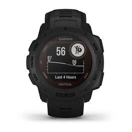Защищенные GPS-часы Garmin Instinct Tactical, Solar, цвет Black (010-02293-03) #6