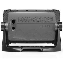 Эхолот-картплоттер Lowrance Hook2-7 SplitShot (000-14023-001) #2