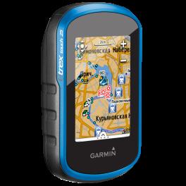 Навигатор Garmin eTrex Touch 25 GPS/Глонасс Russia (010-01325-03) #2
