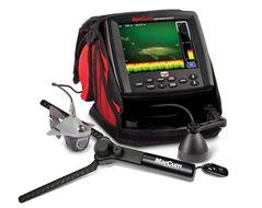 Подводная камера-эхолот MarCum LX-9+Sonar, функция записи, экран 800х600, аккум., БЕЗ З\У (LX-9)
