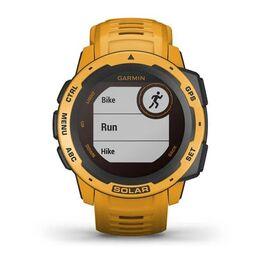Защищенные GPS-часы Garmin Instinct Solar, цвет Sunburst (010-02293-09) #2
