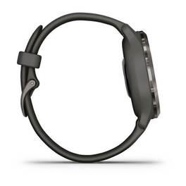 Смарт-часы Garmin Venu 2S, Wi-Fi, GPS, серые с силиконовым ремешком (010-02429-10) #3