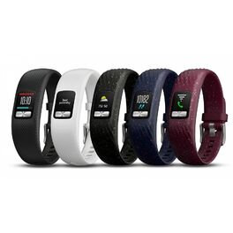 Фитнес-браслет Garmin Vivofit 4 Black с крапинками/блестками, стандарт. размер(010-01847-12) #4