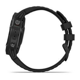 Мультиспортивные часы Garmin Fenix 6 PRO с GPS, черные с черным ремешком (010-02158-02) #9