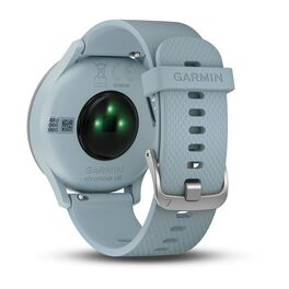 Часы с трекером активности Garmin VivoMove HR Sport, серебр., силик.ремеш. 107-177мм (010-01850-08) #3