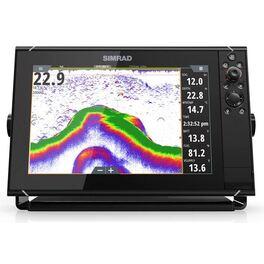 Дисплей SIMRAD NSS12 evo3S с базовой картой мира (датчики приобретаются отдельно) (000-15406-001) #1