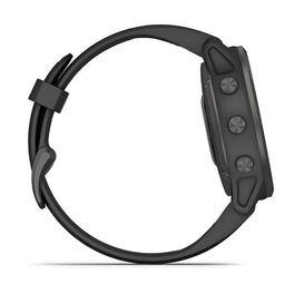 Мультиспортивные часы Garmin Fenix 6S Sapphire с GPS, серые с черным ремешком (010-02159-25) #4