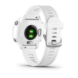 Спортивные часы Garmin Forerunner 245 Music, GPS, Wi-Fi, Black/White (010-02120-31) #3
