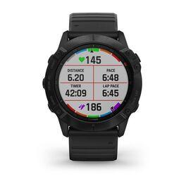 Мультиспортивные часы Garmin Fenix 6X PRO с GPS, черные с черным ремешком (010-02157-01) #5