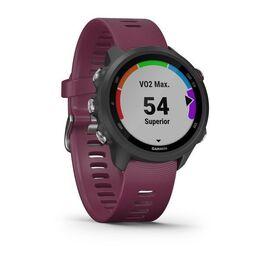 Спортивные часы Garmin Forerunner 245 GPS, Black/Merlot (010-02120-11) #1