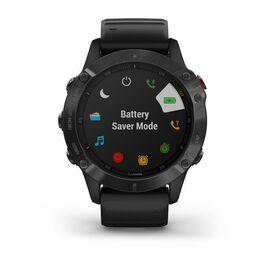 Мультиспортивные часы Garmin Fenix 6 PRO с GPS, черные с черным ремешком (010-02158-02) #6