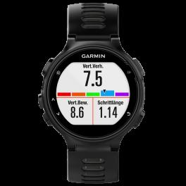 Спортивные часы garmin forerunner 735 xt hrm-tri-swim черно-серые. Артикул: 010-01614-09