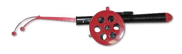 Зимняя удочка Rapala Bumerang Special (Рукоятка-пластик, Хлыст - пластик) (T-BUMSP)
