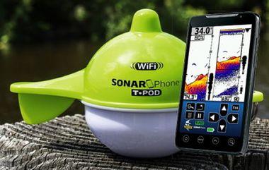 Vexilar SONAR Phone SP100-2