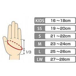 Перчатки Sundridge HYDRA NEOPRENE FULL FINGER /M (SNGLNEO-M) #1