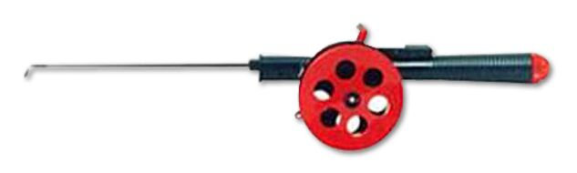 Зимняя удочка Rapala Bumerang GL (Рукоятка-пластик, Хлыст - стекловолокно) (T-BUMG)