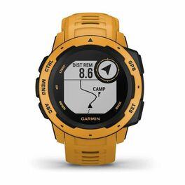Защищенные GPS-часы Garmin Instinct, цвет Sunburst (010-02064-03) #2