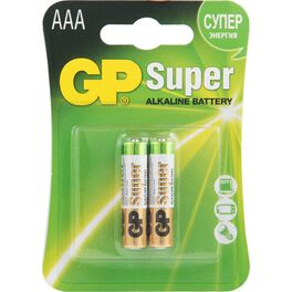 Батарейка gp lr-3 super alkaline/2бл (цена за блистер 2шт.). Артикул: N_GP LR-3 Super Alkaline/2бл