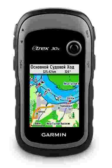 Навигатор eTrex 30X GPS, Глонасс Russia Garmin. Артикул: 010-01508-11