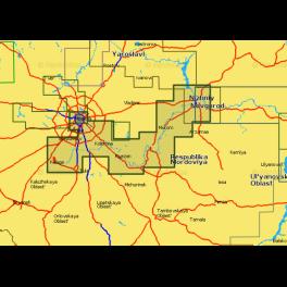 Карта navionics 5g621s2 реки Москва, Ока (5g621s2). Артикул: 5G621S2