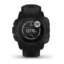 Защищенные GPS-часы Garmin Instinct Tactical, цвет Black (010-02064-70) #7