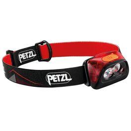 Фонарь налобный petzl actik core, красный. Артикул: E099GA01