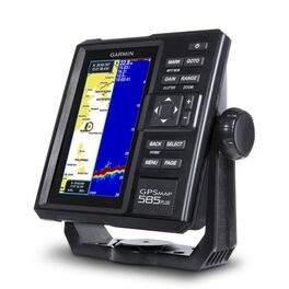 Эхолот-картплоттер Garmin GPSMAP 585 PLUS (NR010-01711-00GT20) #1