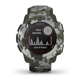 Защищенные GPS-часы Garmin Instinct Solar, цвет Lichen Camo (010-02293-06) #5