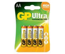 Батарейка GP LR-6 Ultra /4 бл (цена за блистер 4шт.)
