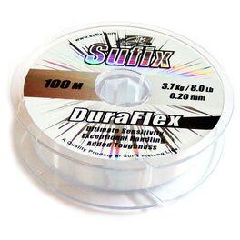 Леска sufix duraflex x10 прозрачная 100м 0.22мм,  (ds1sk024024a9d). Артикул: DS1SK024024A9D