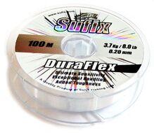 Леска Sufix Duraflex x10 прозрачная 100м 0.14мм, 2,4кг (DS1SK016024A9D) /минимальная партия 10шт./