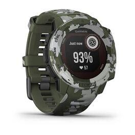 Защищенные GPS-часы Garmin Instinct Solar, цвет Lichen Camo (010-02293-06) #1