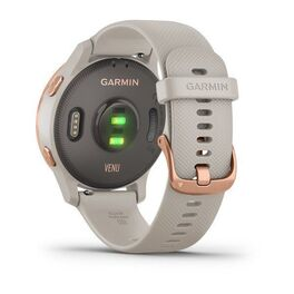 Смарт-часы Garmin Venu, Wi-Fi, Sand/Rose Gold с GPS (010-02173-23) #5