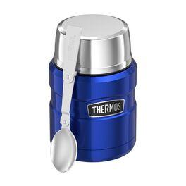 Термос из нержавеющей стали для еды thermos sk3000bl, 0.470l. Артикул: 409362