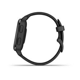 Смарт-часы Garmin Venu Sq NFC Music черные с серым (010-02426-10) #6