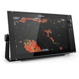Дисплей SIMRAD NSS16 evo3 с базовой картой мира (датчики приобретаются отдельно) (000-13240-001) #2