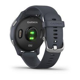 Смарт-часы Garmin Venu, Wi-Fi, Blue Granite/Silver с GPS (010-02173-03) #6