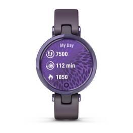 Фэшн смарт-часы Garmin Lily-Sport Edition, Midnight Orchid Bezel (010-02384-12) #6