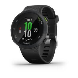 Спортивные часы garmin forerunner 45 gps, black, большой размер. Артикул: 010-02156-15