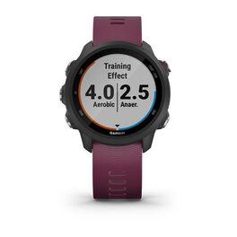 Спортивные часы Garmin Forerunner 245 GPS, Black/Merlot (010-02120-11) #4