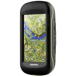 Навигатор Garmin Montana 610t, GPS/ГЛОНАСС topo Russia. Артикул: 010-01534-02