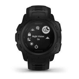 Защищенные GPS-часы Garmin Instinct Tactical, цвет Black (010-02064-70) #1