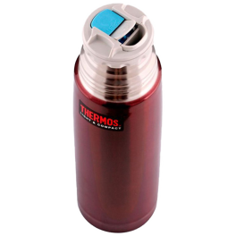 Термос из нержавеющей стали Thermos FBB-500BC Midnight Red, 0.5L (852984) #1