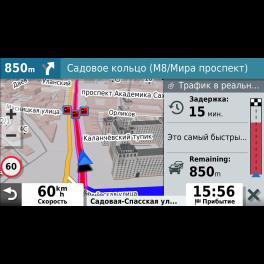 Навигатор Garmin DriveSmart 55 RUS MT (010-02037-46) #3