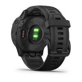 Мультиспортивные часы Garmin Fenix 6S PRO с GPS, черные с черным ремешком (010-02159-14) #8