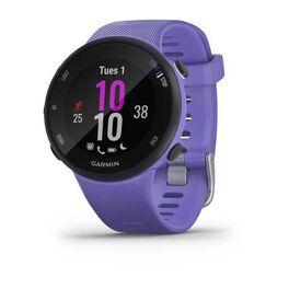 Спортивные часы Garmin Forerunner 45 GPS, Iris, малый размер. Артикул: 010-02156-11