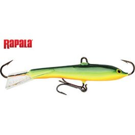 Балансир rapala jigging rap 2см, 4гр. byr. Артикул: W02-BYR